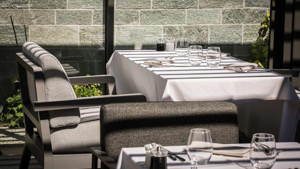 Restaurant Akashon Terrasse Couverte Zoom