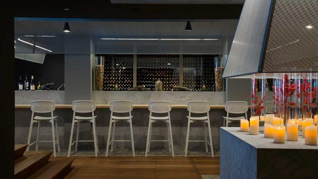 Restaurant Akashon Espaces Communs Bar