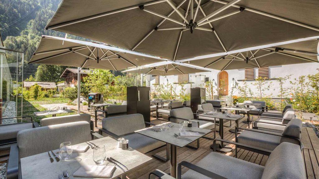 Restaurant Akashon Espaces Communs Terrasse